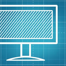 Icon - screen
